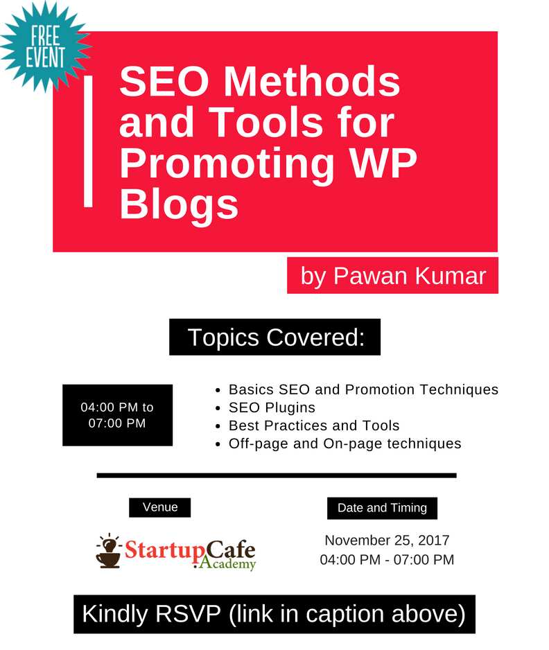 SEO Methods and Tools for promoting WP Blogs